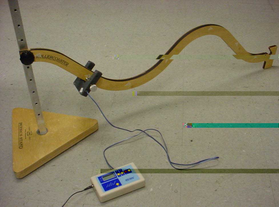 Conservation of mechanical energy lab report
