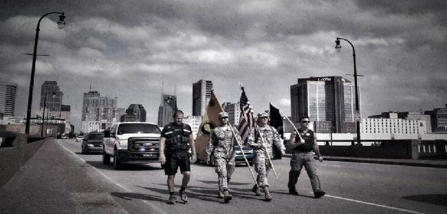 Veterans Walk