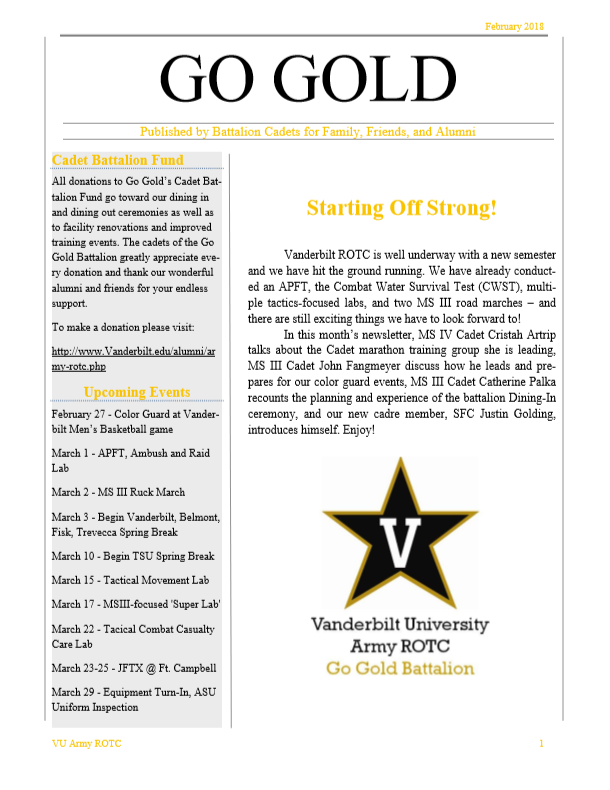 Click to see what Go Gold is up to