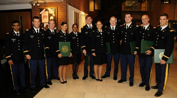 Commissioning Class of 2013