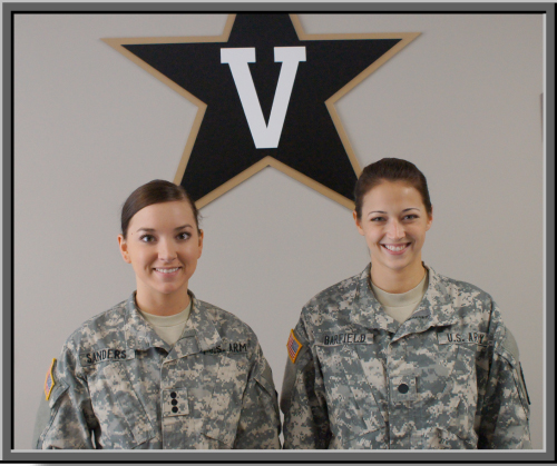 ROTC Nursing students