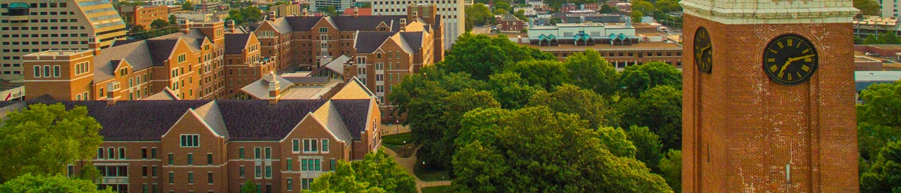 Vanderbilt University Launches Frist >> History Of Vanderbilt University Vanderbilt University
