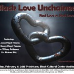 Black Love Unchained Poster