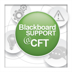 Blackboard Support @CFT