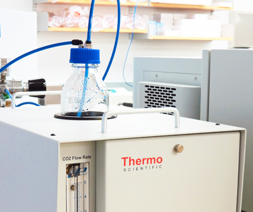 Thermo ArrayScan Infinity - Environmental Chamber Setup