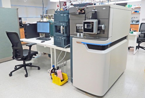 Mass Spectrometry Shared Resource Collaboration