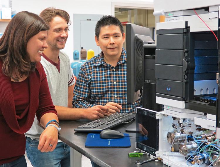 Mass Spectrometry Analysts at Vanderbilt University