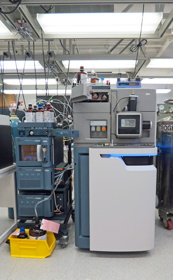 Waters Synapt G2 Mass Spec Instrumentation at Vanderbilt