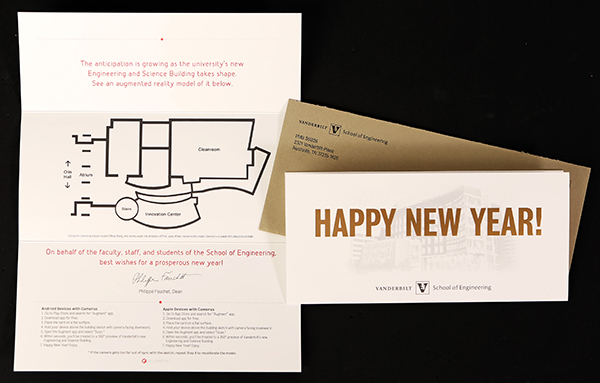 Engineering New Year Card