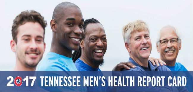 2017 Tennessee Men's Health Report Card