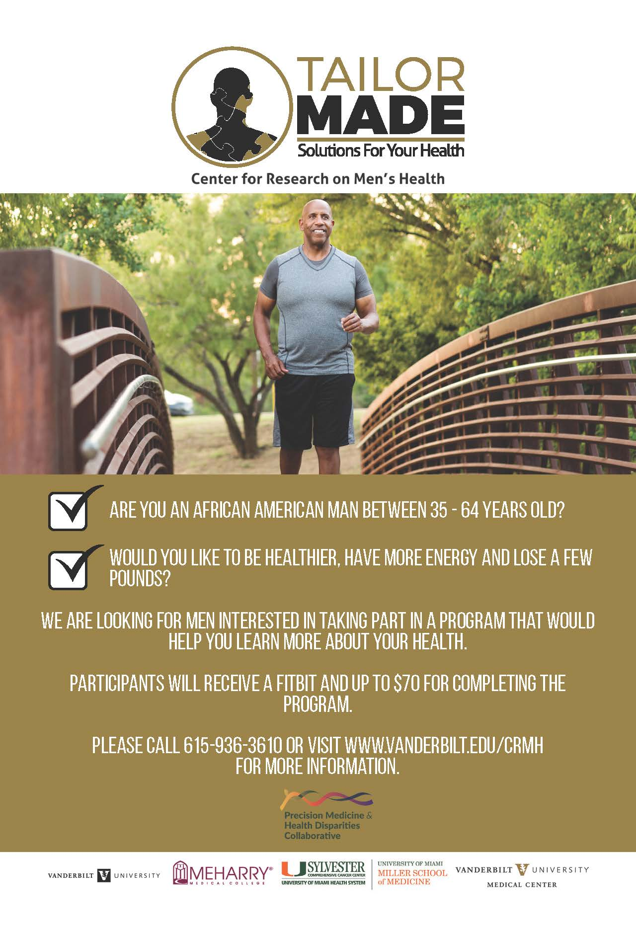 Tailor Made: Solutions for Your Health | tailormade | Center