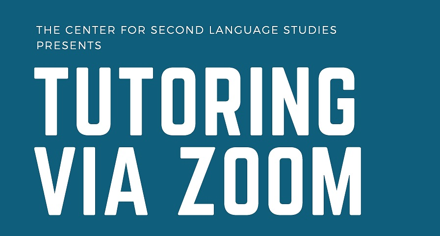 Zoom Tutoring