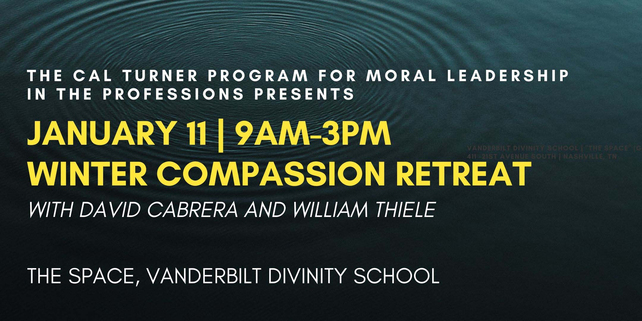 CTP Winter Compassion Retreat