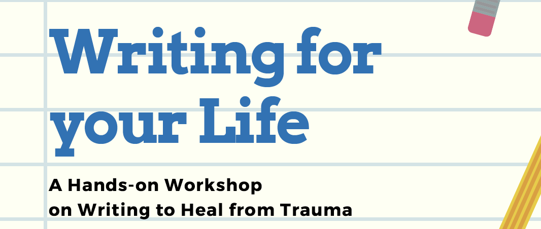 writing for your life workshop
