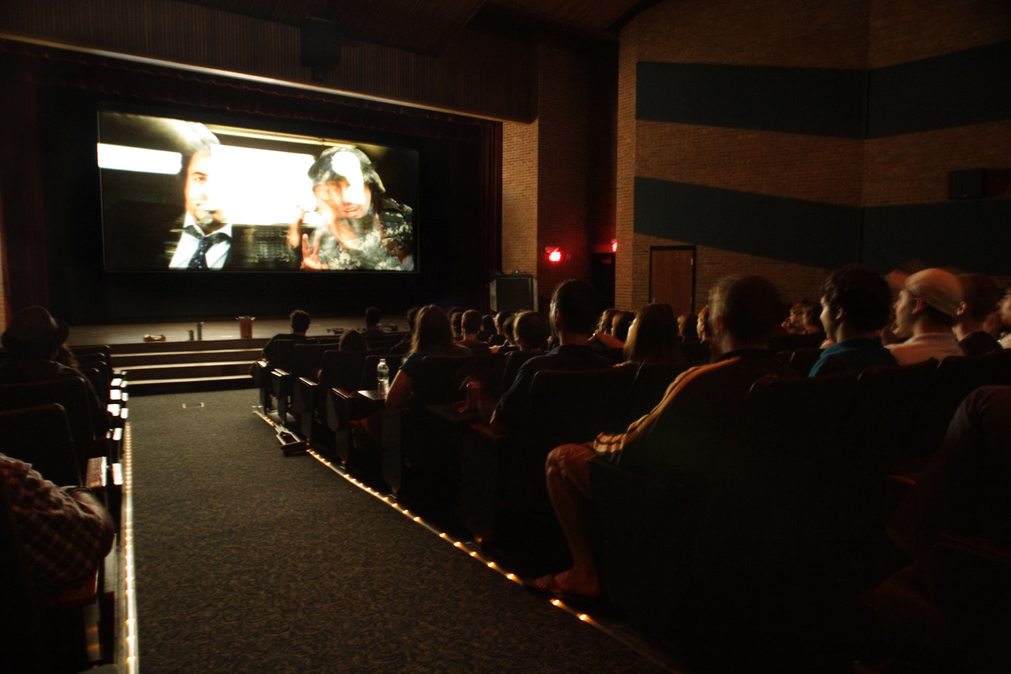 Sarratt Cinema is home to the 