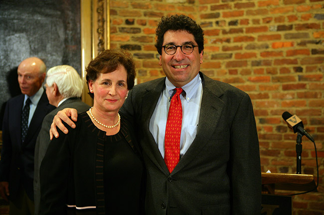 Nicholas S. Zeppos, a distinguished legal scholar was chosen March 1 as the university's eighth chancellor.