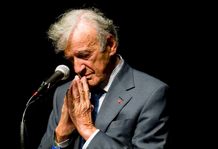 An Evening With Elie Wiesel Civility And Justice For Whom