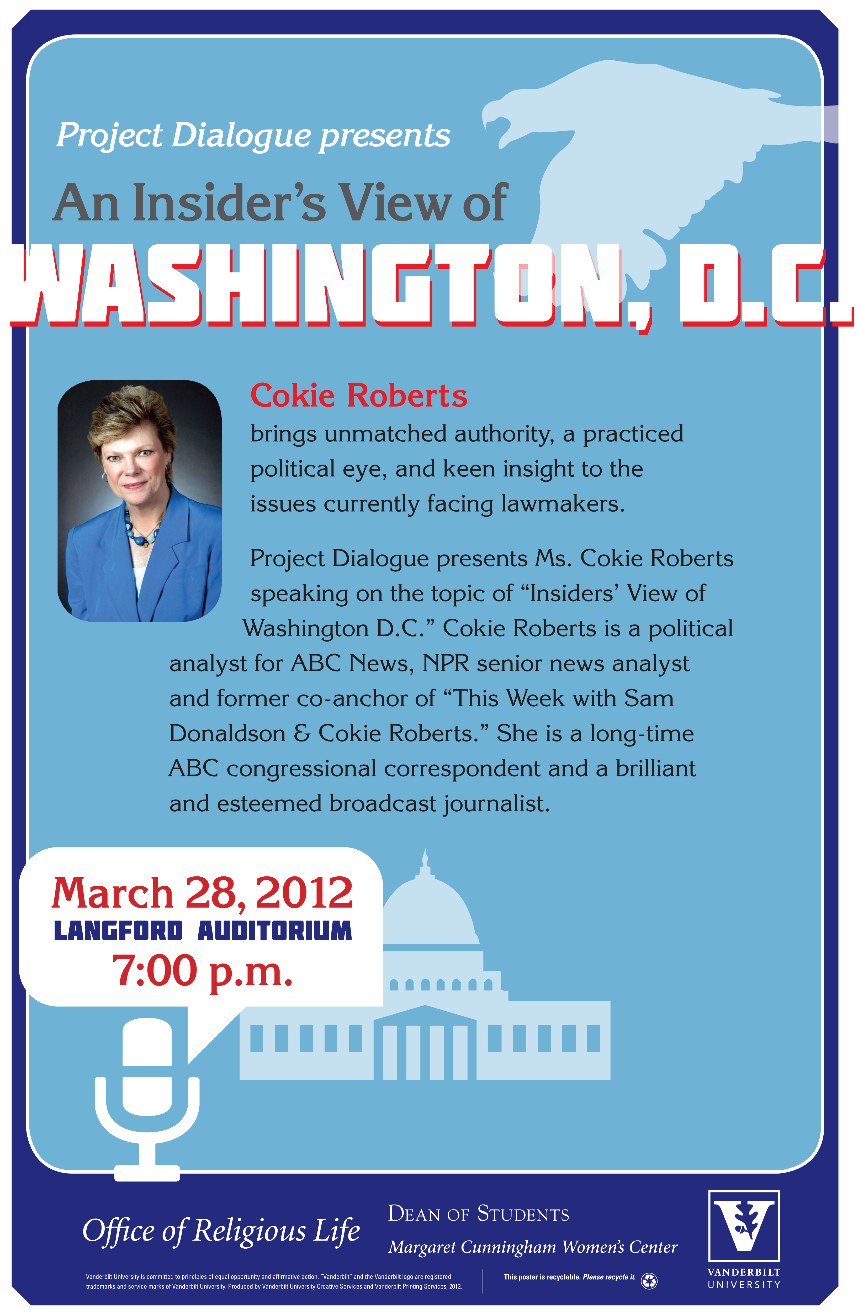 Cokie Roberts_POSTER_2012_final Large