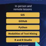 Disc fall 2021 workshops R, git, python, text analysis modalities
