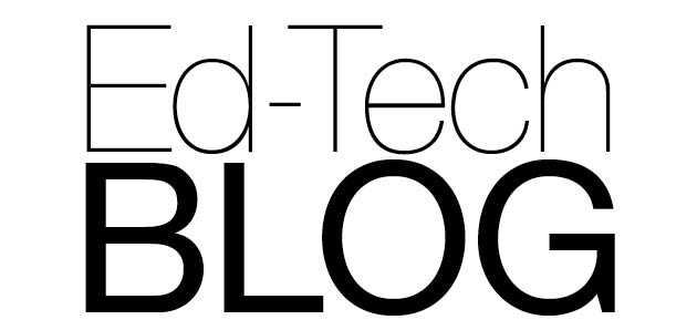 Ed Tech Blog