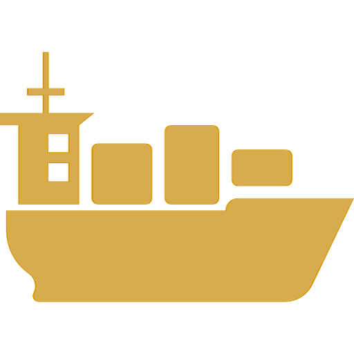 ship by Flaticon Basic License