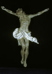 Christ from a Crucifix