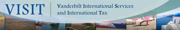 Vanderbilt International Services and International Tax (VISIT)