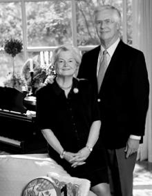 Ann and Roscoe R. Robinson
