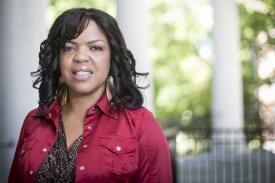 Professor Ebony McGee