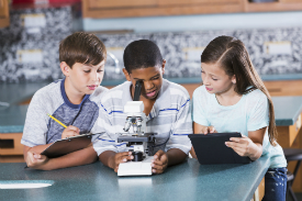 According to data on 10,000 students, black students were assigned to gifted programs by non-black teachers half as often as their white peers with identical math and reading achievement. (iStock)