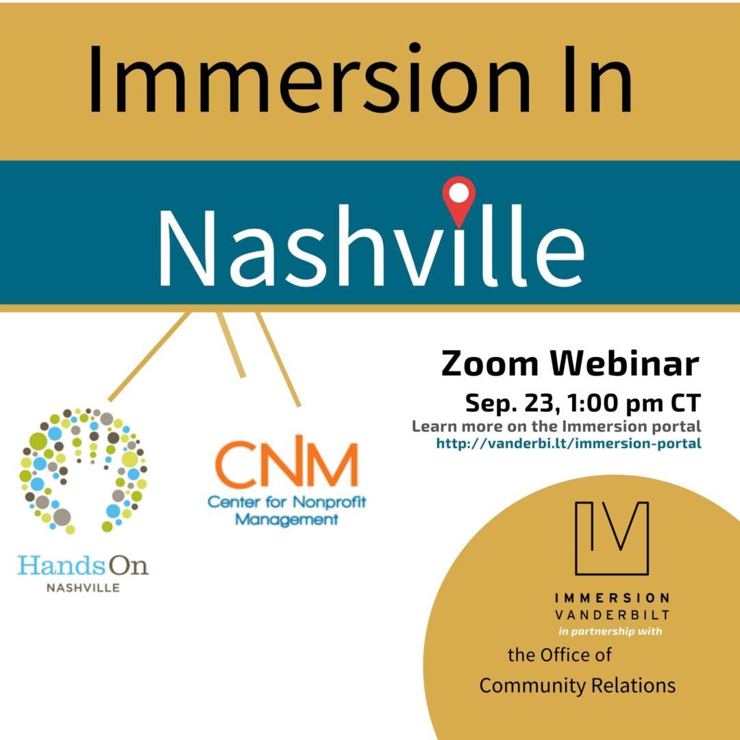 C&P Immersion nonprofit webinar