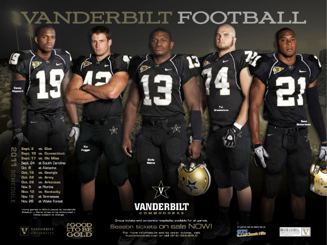 266676dd3 Vanderbilt Athletics