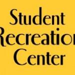Rec Center Logo w Gold BG