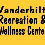Recreation Wellness Center Logo on Gold