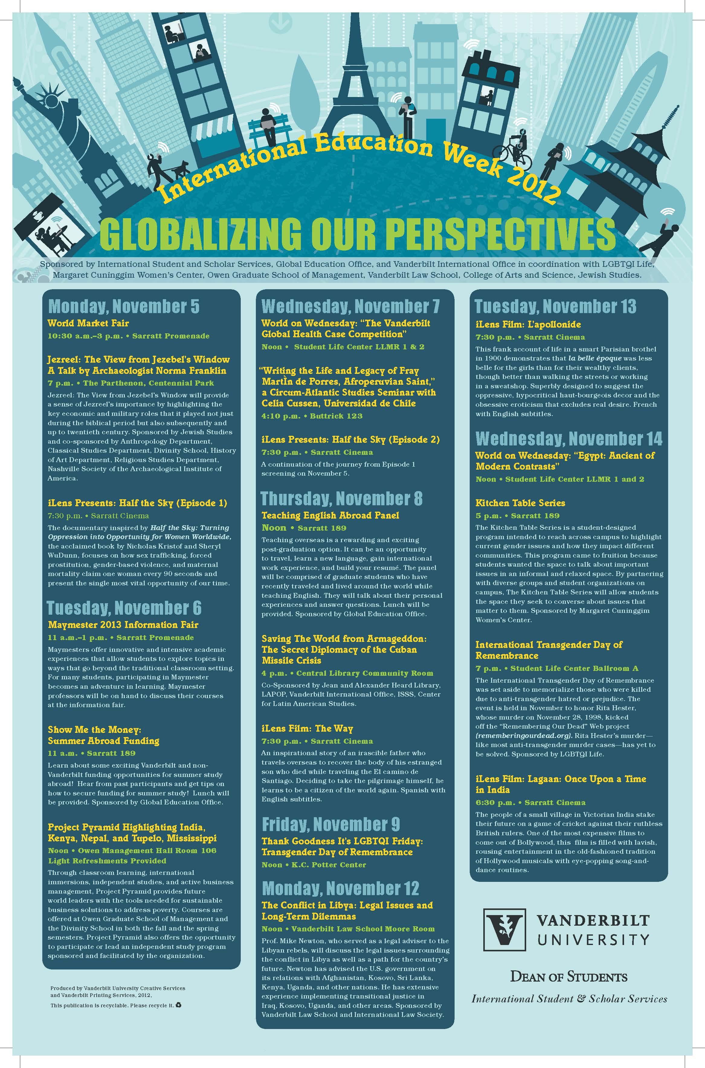 ISSS_International EDU Week_2012_FINAL