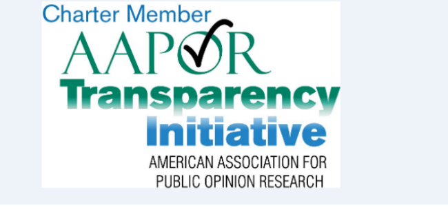 LAPOP is a charter member of AAPOR's Transparency Initiative
