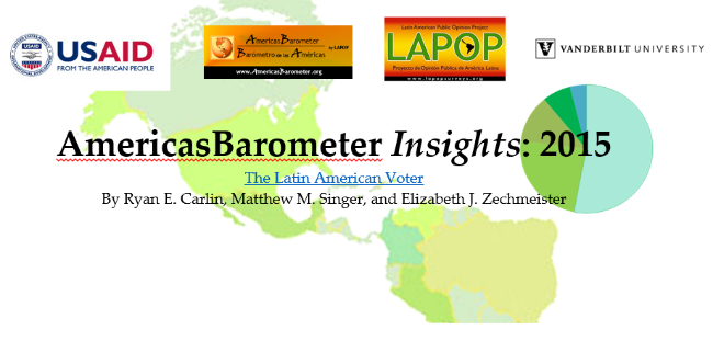 Latest Insights: The Latin American Voter