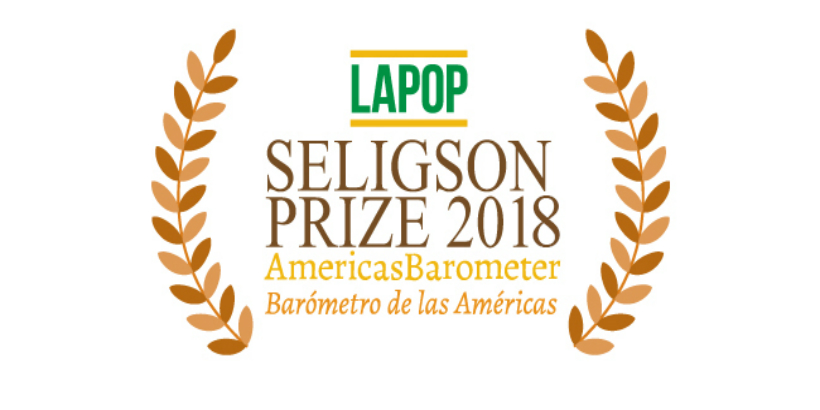 Call for nominations for this year's Seligson Prize
