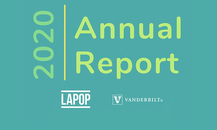 LAPOP 2020 Annual Report