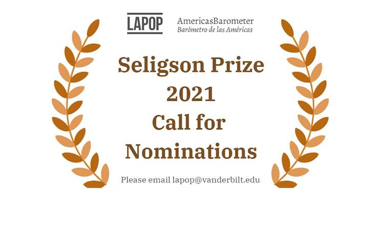 Seligson Prize Call 2021