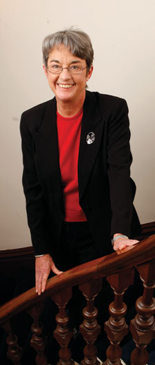 Mona Frederick, executive director of the Robert Penn Warren Center for the Humanities.