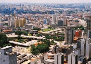 City of São Paulo, Brazil
