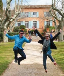 Vanderbilt in France