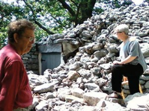 A fall rolling seminar took participants to Kentucky to see the effects of mountain top removal.