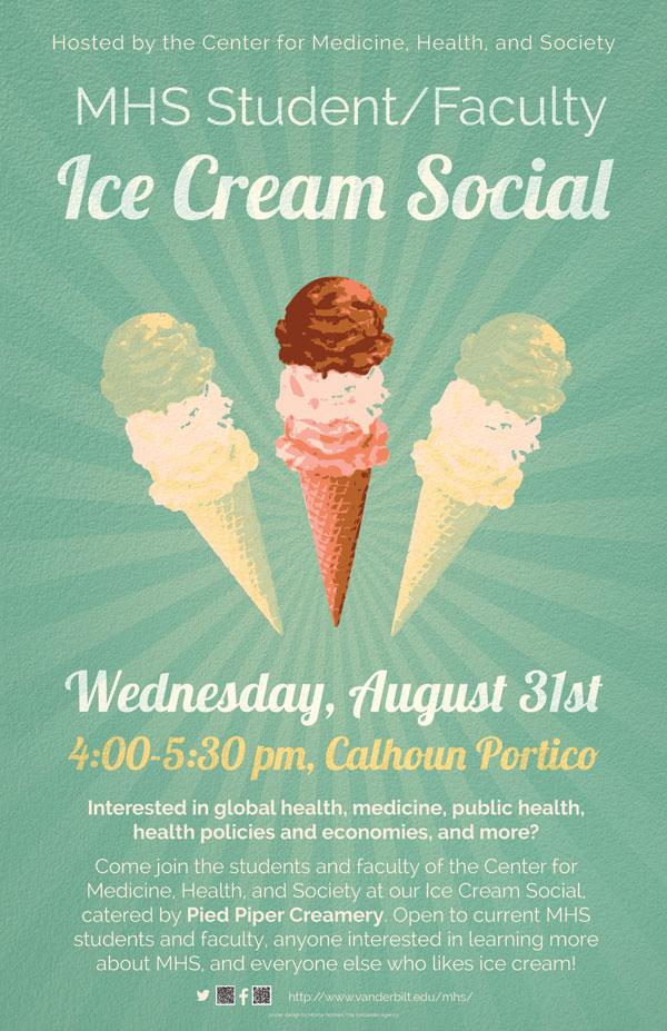 MHS Student/Faculty Ice Cream Social