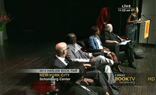 Panel Discussion on Science and Health at the 2013 Harlem Book Fair