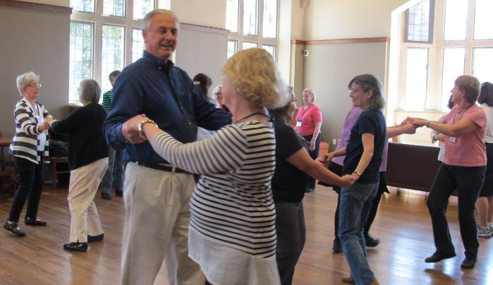 English Country Dance Class