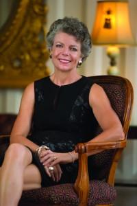 Camilla P. Benbow (John Russell/Vanderbilt)