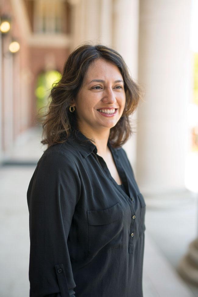 Jeannette Mancilla-Martinez (Susan Urmy/Vanderbilt)