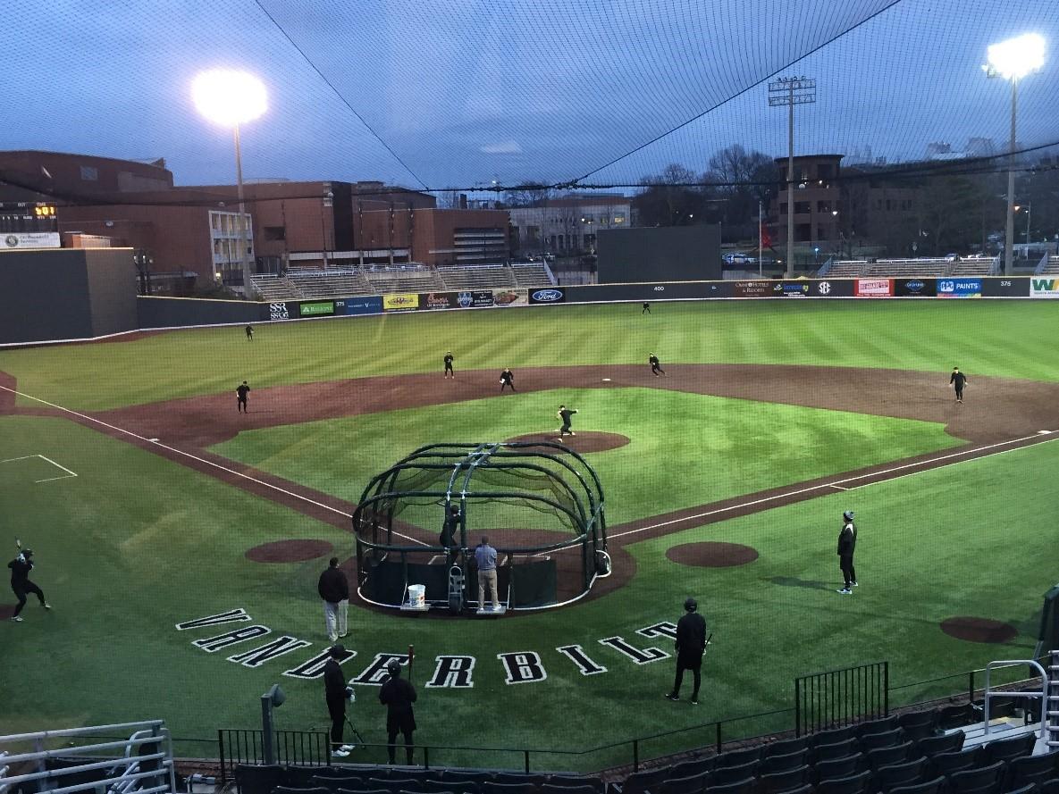 Vanderbilt's Hawkins Field - VUCommodores.com